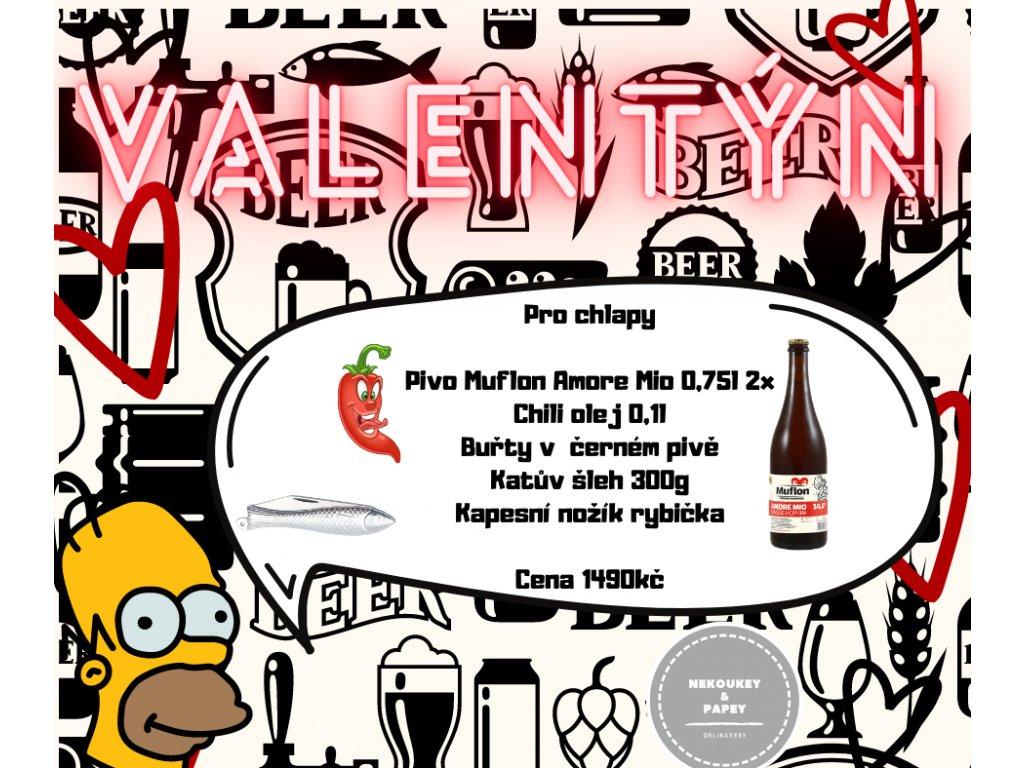 Valentine Countdown Facebook Post