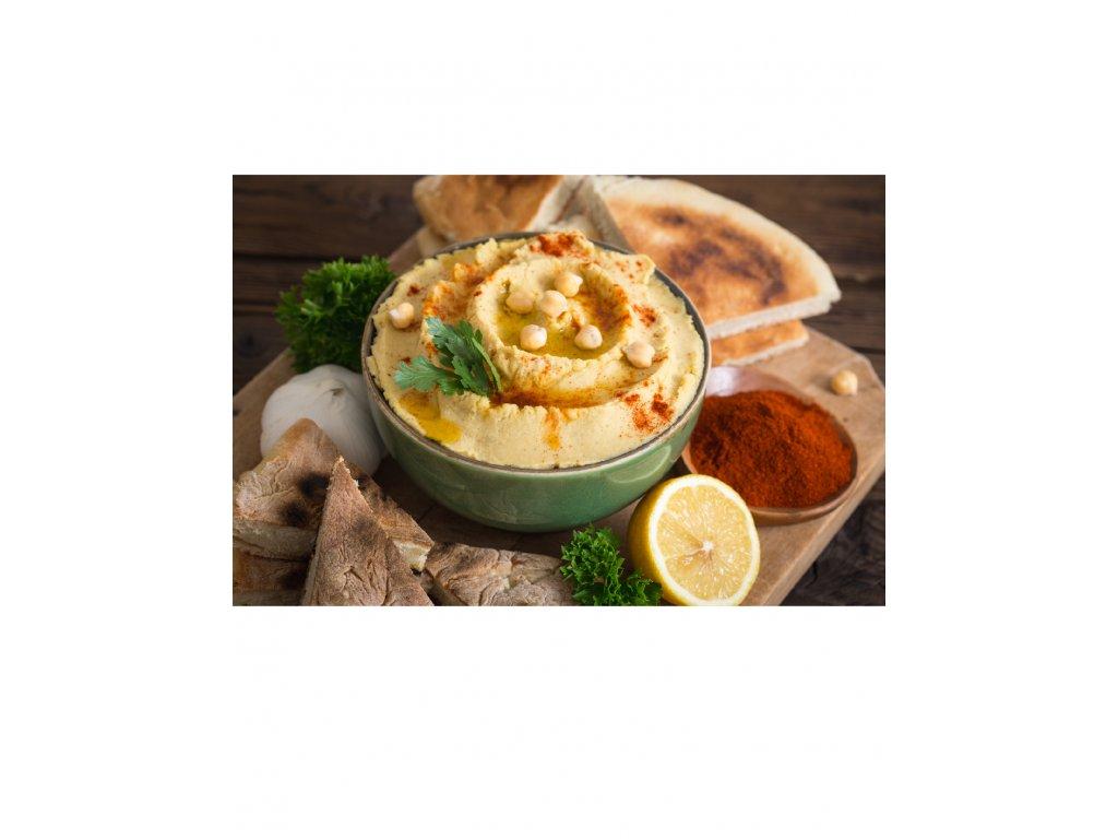 Hummus s koriandrem, 140g
