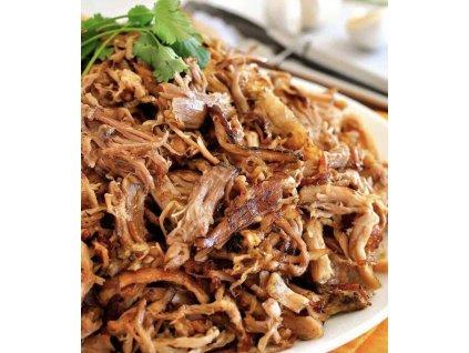 Trhané vepřové maso pikantní 490 g