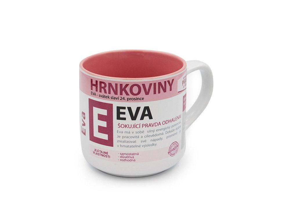 Hrnek se jménem EVA Hrnkoviny