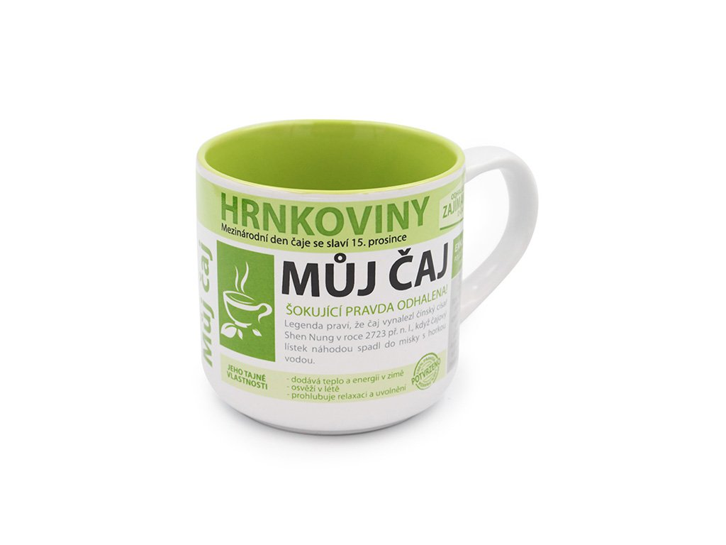 Hrnek na čaj Hrnkoviny