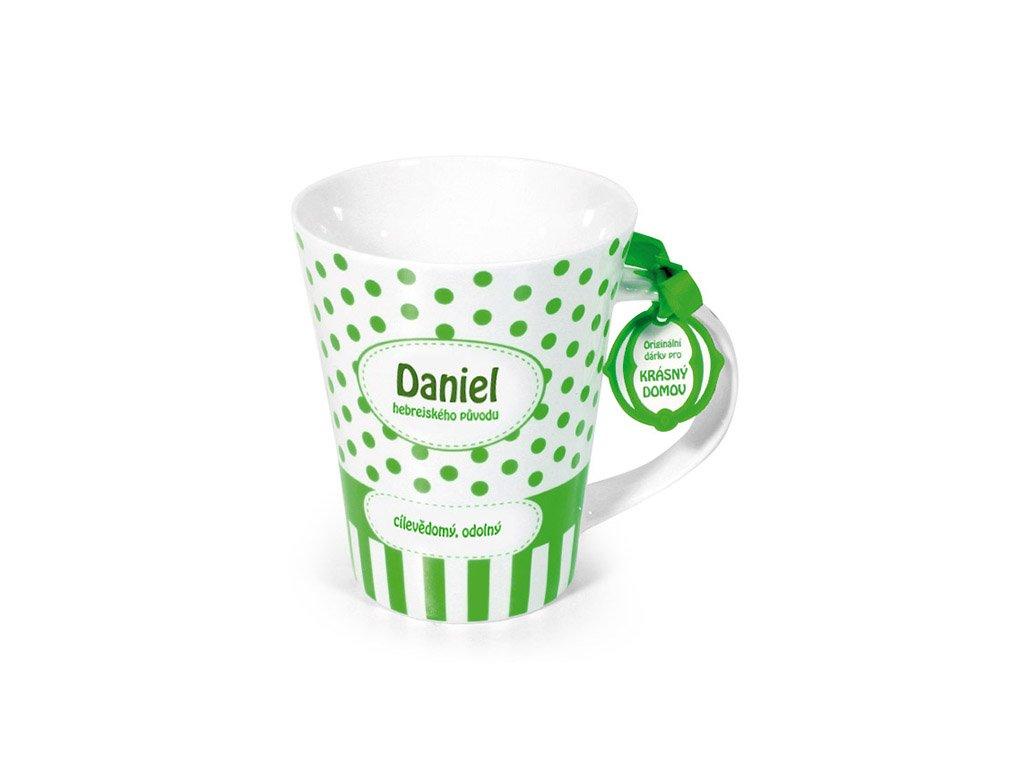Hrnek se jménem DANIEL Krásný domov