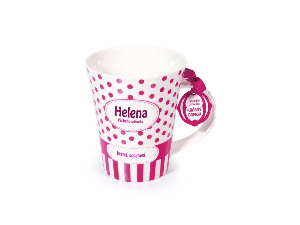 Hrnek se jménem HELENA Krásný domov