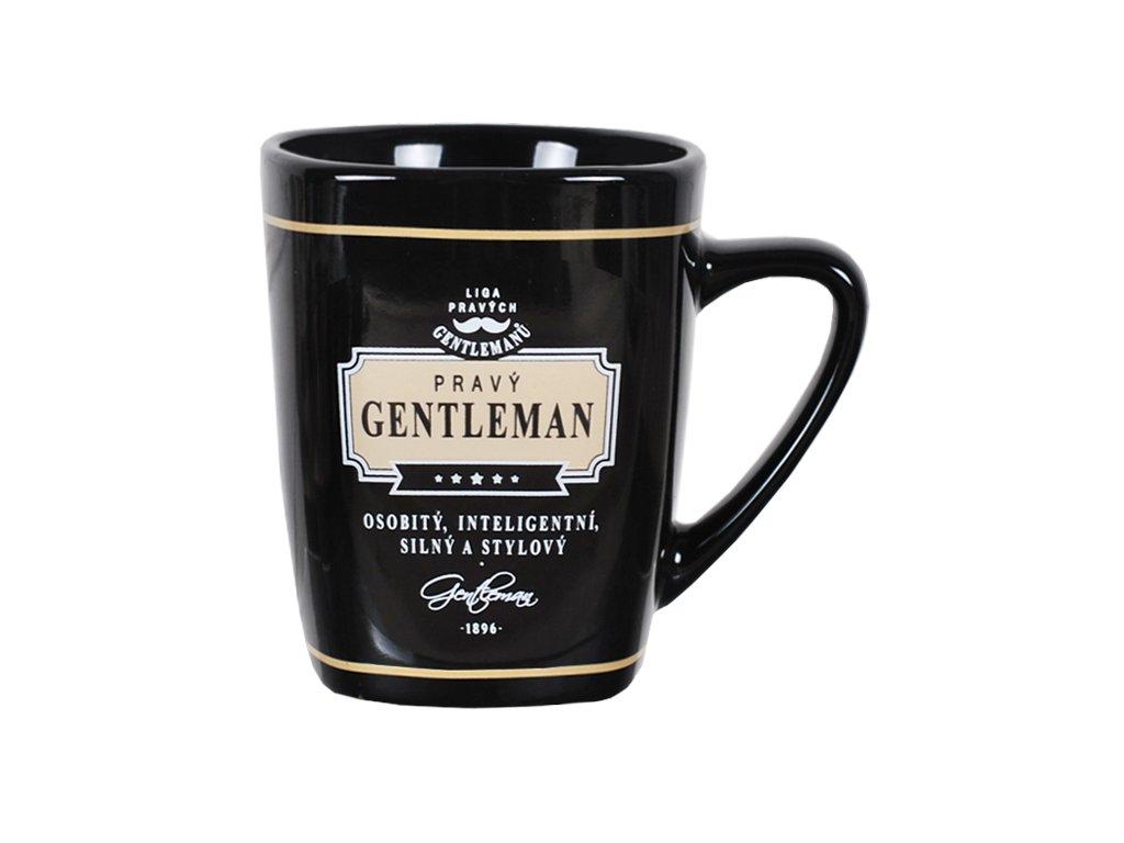 Hrnek na kávu Pravý gentleman