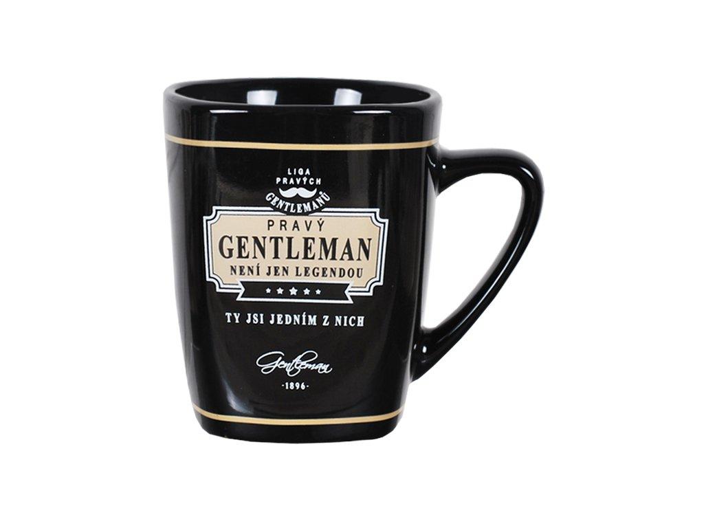 Hrnek na kávu Gentleman legenda