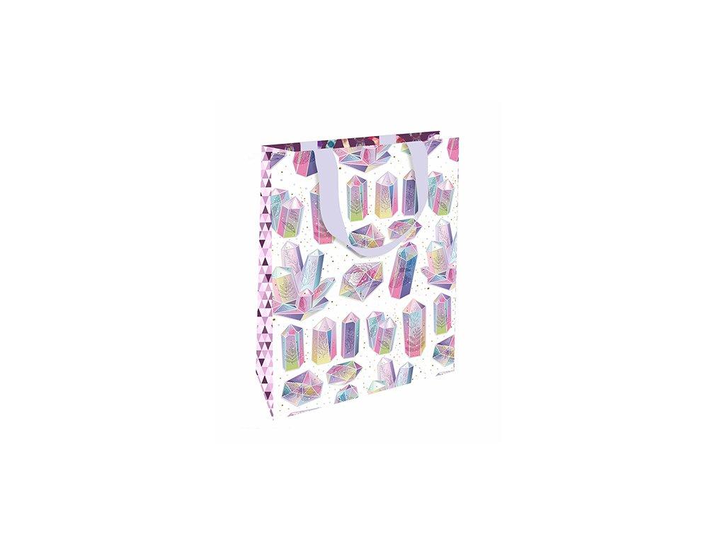 Dárková taška malá Krystaly