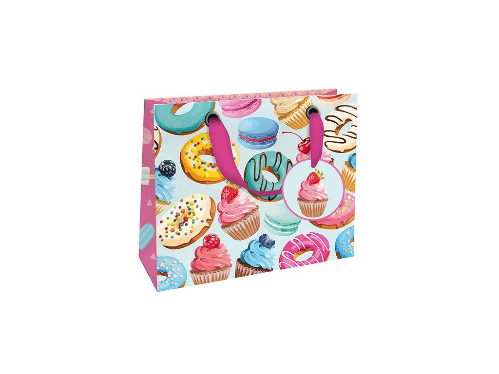 Dárková taška malá Cupcake