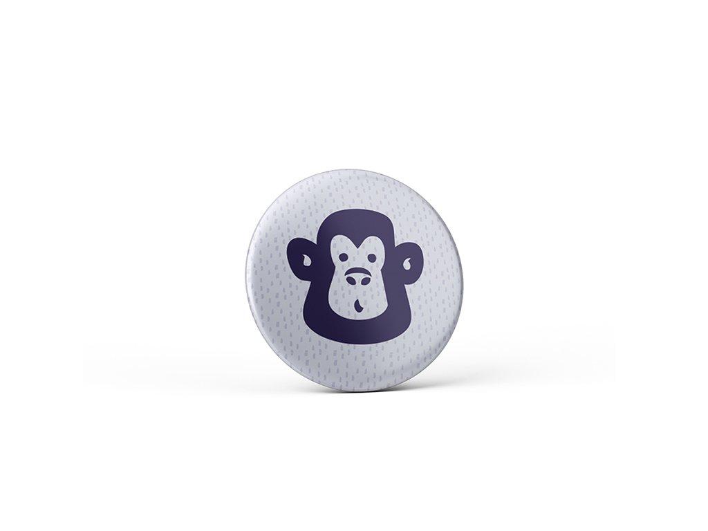 Vtipný magnet s potiskem Opice