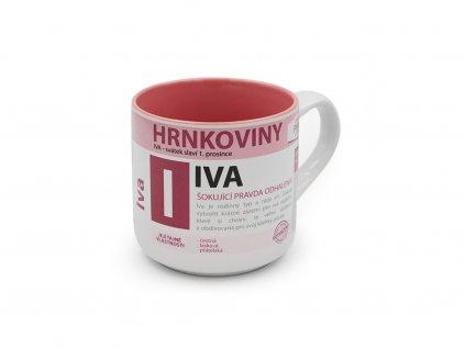 Hrnek se jménem IVA Hrnkoviny