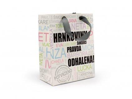Dárková taška Hrnkoviny