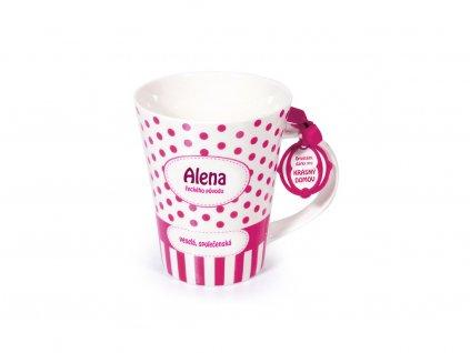 Hrnek se jménem ALENA Krásný domov