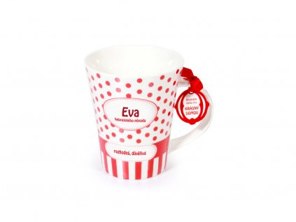 Hrnek se jménem EVA Krásný domov