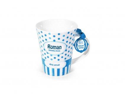 Hrnek se jménem ROMAN Krásný domov