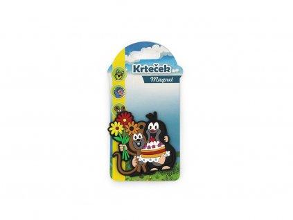 Dětská magnetka Krteček a myška