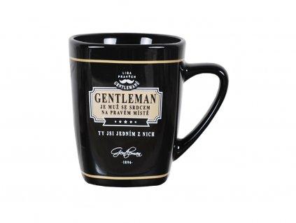 Hrnek na kávu Gentleman se srdcem