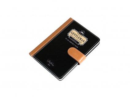 Luxusní zápisník Gentleman legenda