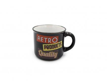 Mini hrneček na kávu Retro
