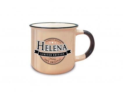 Hrnek se jménem HELENA Retro