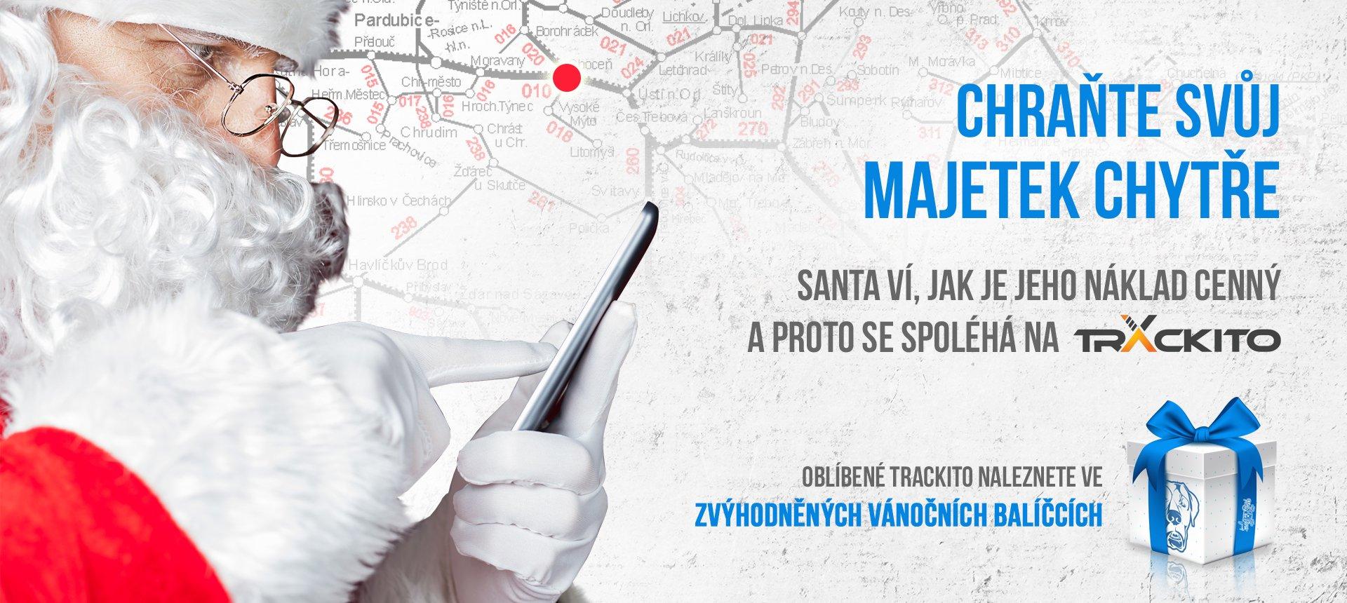 GPS Vánoce