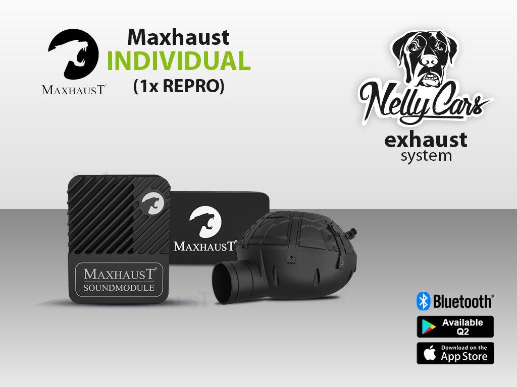 Maxhaust INDIVIDUÁL 1 REPRO