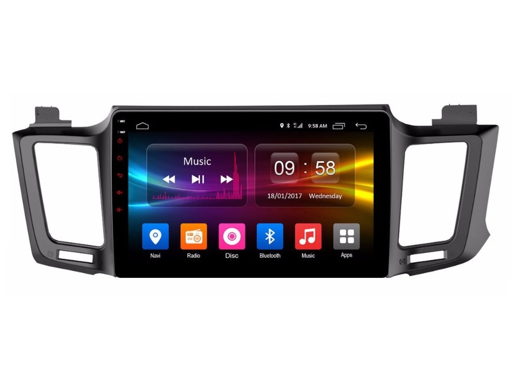 10 1 2GB RAM 32GB ROM Android 6 0 Octa 8 Core Car DVD Player For
