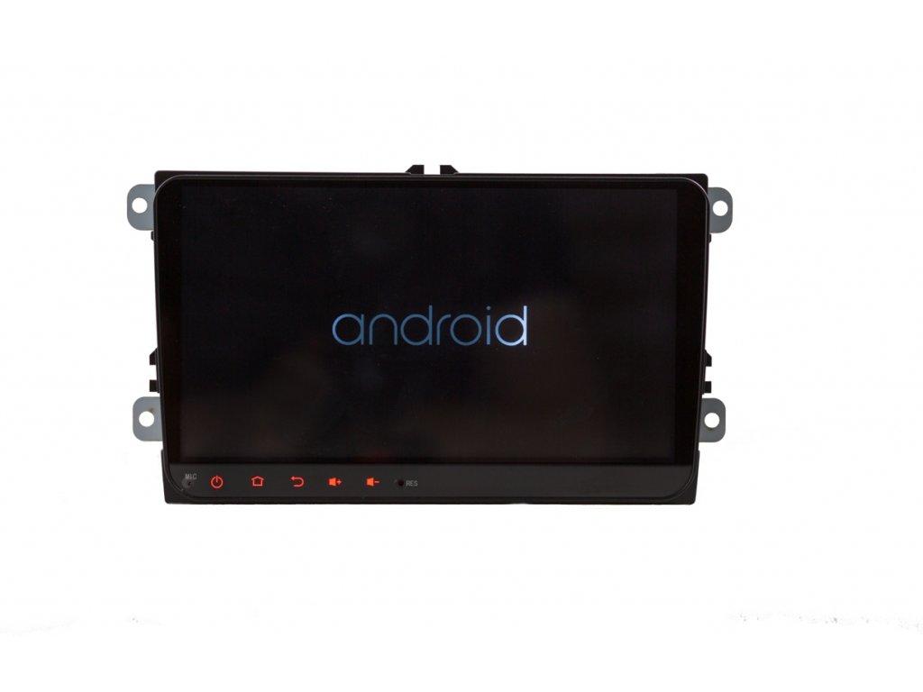 Autorádio 2DIN Android - VW, ŠKODA, SEAT