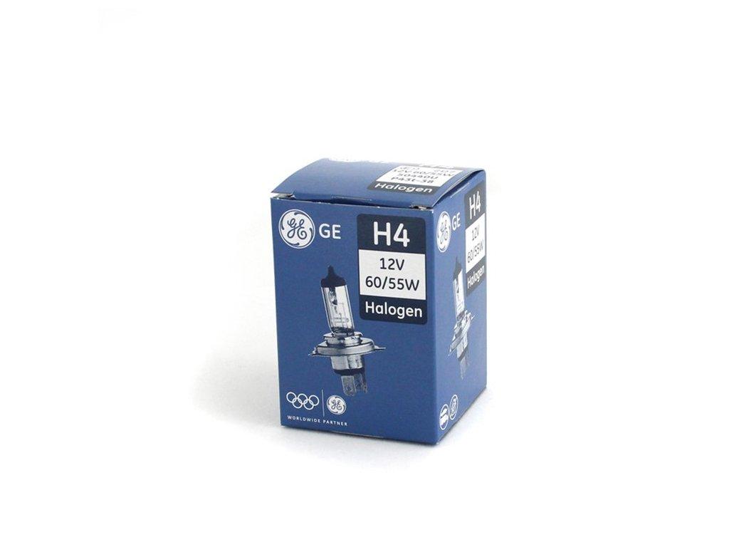 Halogenová žárovka GE H4d