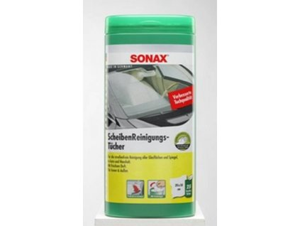 Čistící látka, SONAX (Glass cleaning wipes)