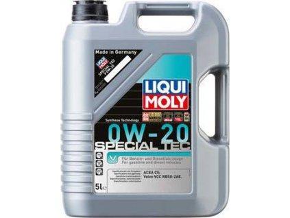 Motorový olej, LIQUI MOLY (Special Tec V 0W-20)