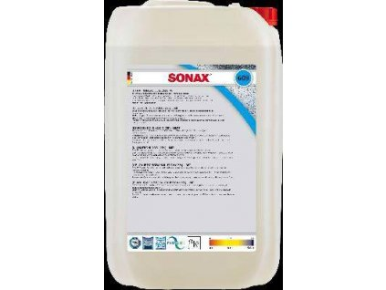 Louh sodný, SONAX (Caustic soda solution (25 %) Limit)