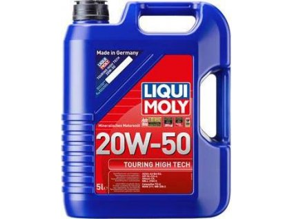 Motorový olej, LIQUI MOLY (Touring High Tech 20W-50)