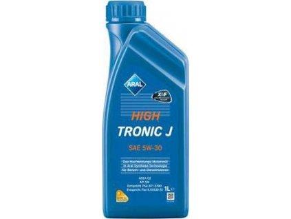 Motorový olej, ARAL (HighTronic J 5W-30)