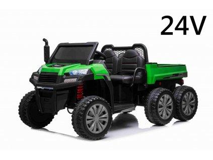6x6 rider 24v