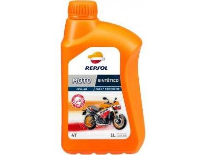 REPSOL moto Sintetico 4T 10W40  1 l