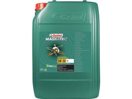 Motorový olej, CASTROL (MAGNATEC 5W-30 DX)