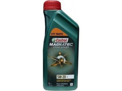Motorový olej, CASTROL (MAGNATEC STOP-START 5W-20 E)