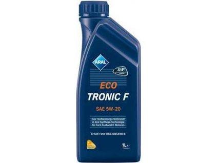 Motorový olej, ARAL (EcoTronic F 5W-20)