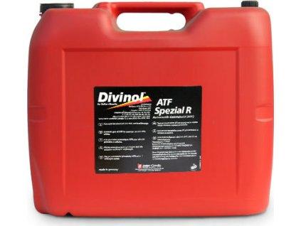 Olej do automatické převodovky, DIVINOL (ATF Spezial R - cervena)