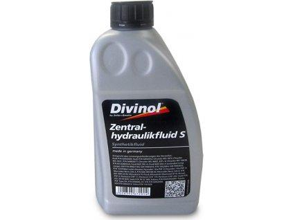 Centrální hydraulický olej, DIVINOL (Zentralhydraulikfluid S)