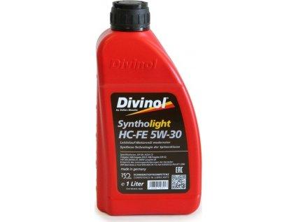 Motorový olej, DIVINOL (Syntholight HC-FE 5W-30)