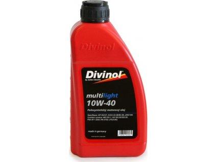 Motorový olej, DIVINOL (Multilight 10W-40)