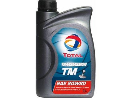 Total TRANSMISSION TM/ AXLE 7 80W90 1L