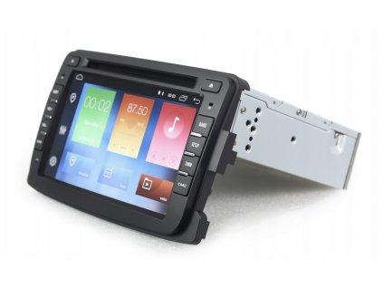 2DIN Autorádio Android Dacia