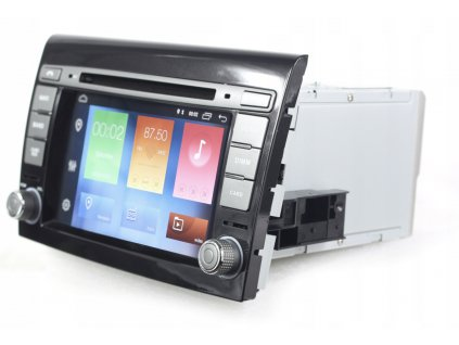 2DIN Autorádio Android Fiat