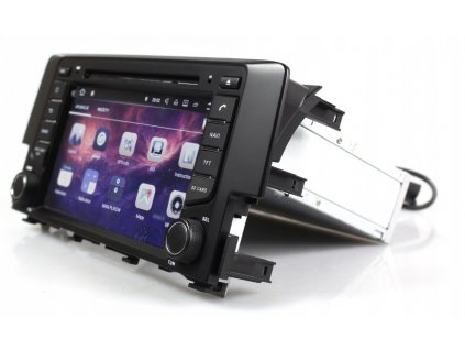 2DIN Autorádio Android Honda Civic X