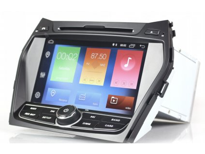 2DIN Autorádio Android Hyundai Santa Fe 2012-2018