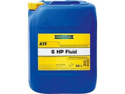 Olej do automatické převodovky, RAVENOL (RAVENOL ATF 6HP Fluid)