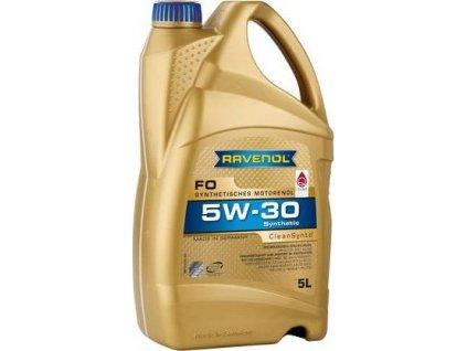 Motorový olej, RAVENOL (RAVENOL FO SAE 5W-30)