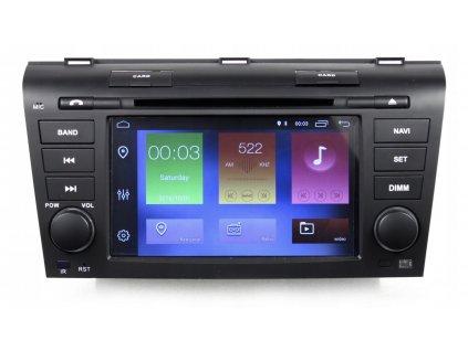 2DIN Autorádio Android Mazda 3 2003-2009