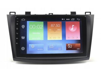2DIN Autorádio Android Mazda 3 2009-2013
